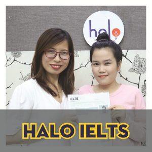 Khóa học Luyện Thi IELTS Halo
