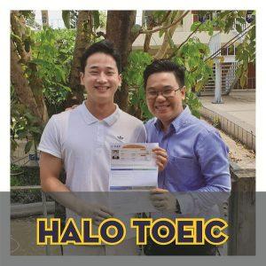 Khóa học Luyện Thi TOEIC Halo
