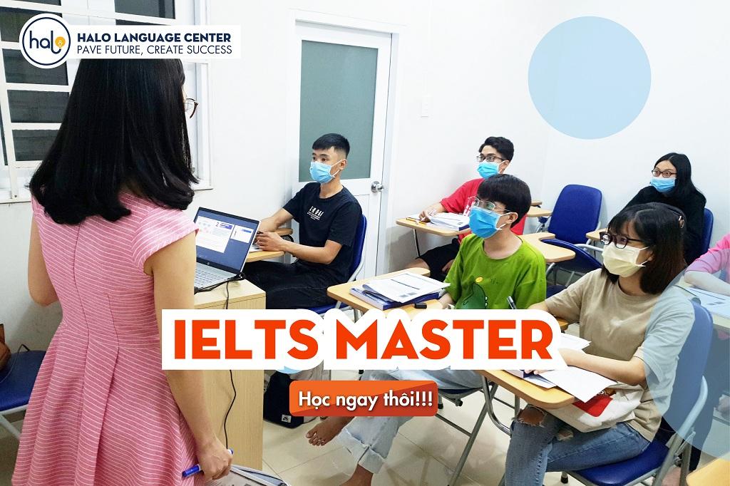Khóa học luyện thi IELTS Master 6.0