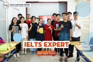 Khóa học IELTS Expert 6.5+
