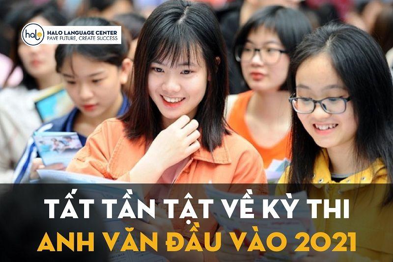 Đề thi Anh Văn Đầu Vào FCE cho khoa CLC chuẩn năm 2021