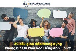 80 câu giao tiếp thông dụng