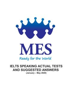 IELTS Speaking Actual Tests 2020
