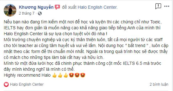 Khuong Nguyen Feedback IELTS