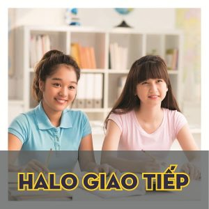 Tiếng Anh Giao Tiếp Halo