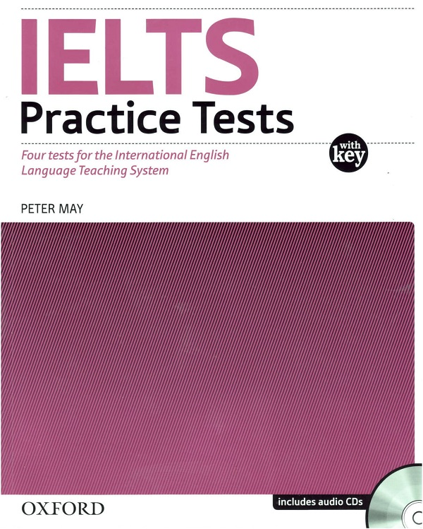 IELTS Practice Tests Peter May