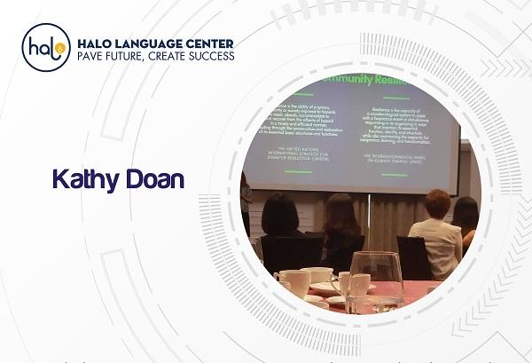 Cảm nhận của học viên Kathy Doan