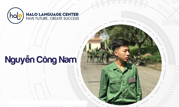 Nguyễn Cong Nam Feedback