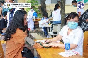 Chương trình hiến máu tình nguyện SPKT 3