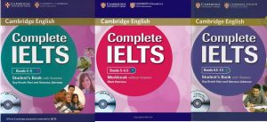 Complete IELTS band 4.0-7.5 Tài liệu luyện thi IETLS