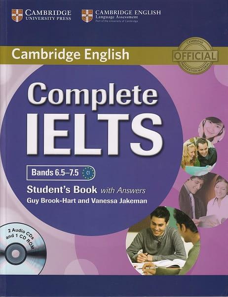 Complete IELTS 6.5-7.5 Tài liệu luyện thi IELTS