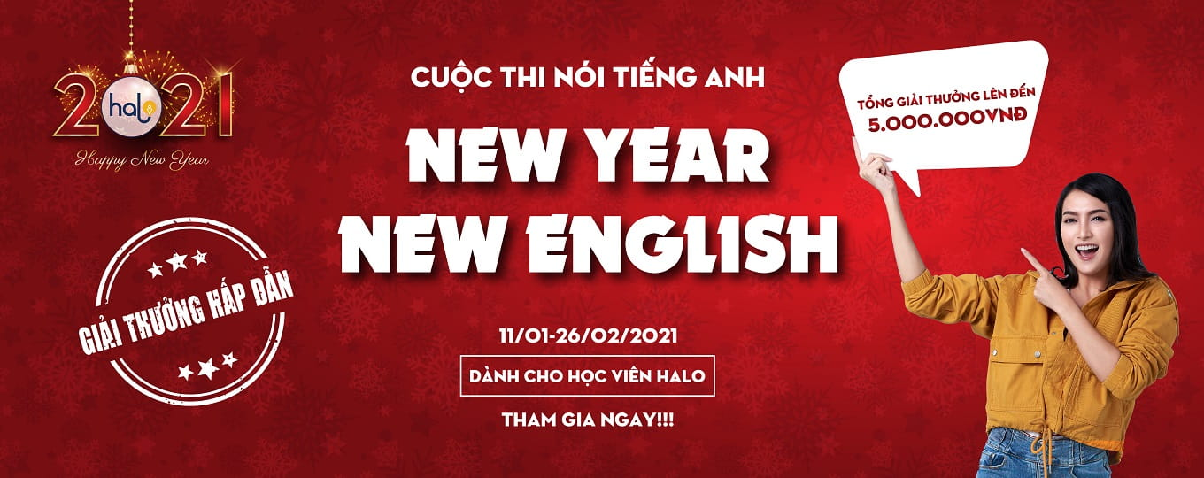 Cuộc thi nói tiếng anh English Speaking Contest