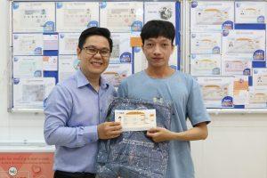 Lê Văn Tâm TOEIC 705 feedback