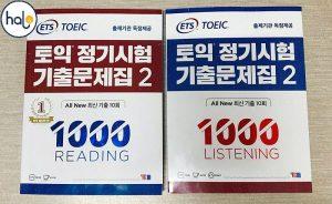 Tài liệu luyện thi TOEIC ETS 2019 (ETS TOEIC 1000 Vol 1)