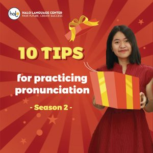 10 TIPS for practicing PRONUNCIATION season 2