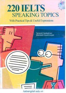 220 IELTS Speaking Topics