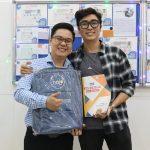 Van Tan Vinh Toeic 705 feedback