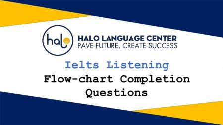 IELTS Listening Flow-Chart Completion Questions