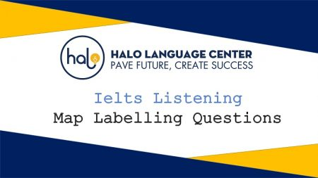 IELTS Listening Map Labelling Questions
