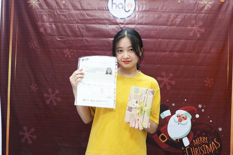 Nguyễn Nhật Linh IELTS 7.0 Feedback
