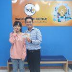 Trinh Hoang Kim TOEIC 860