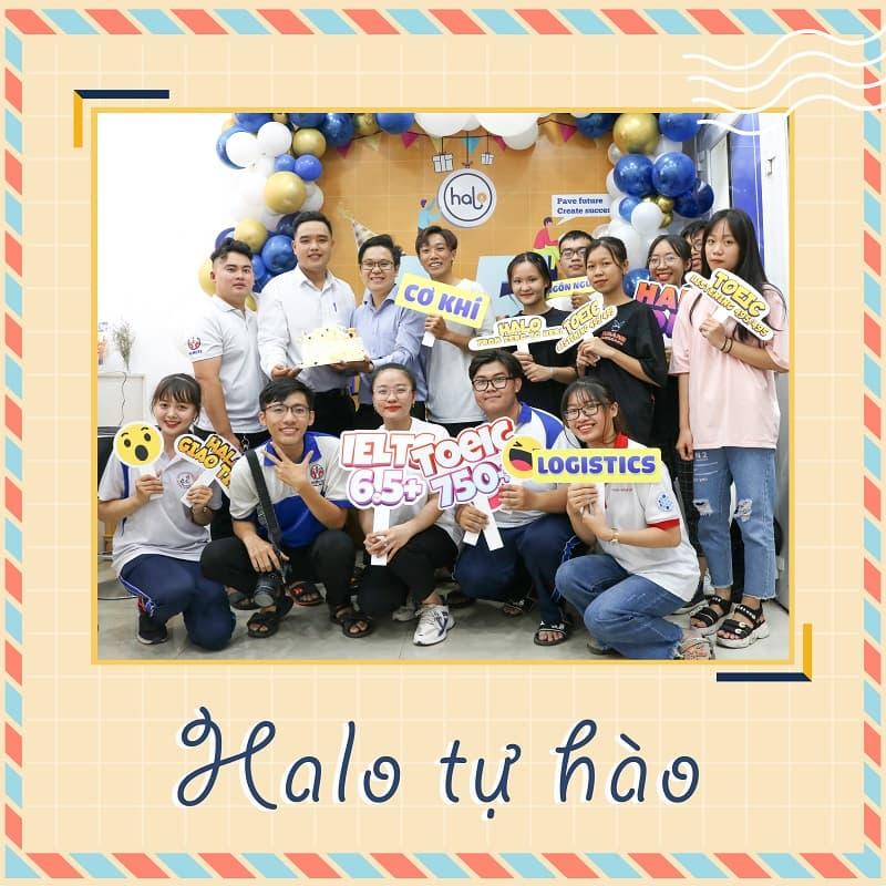 Halo- Tu Hao
