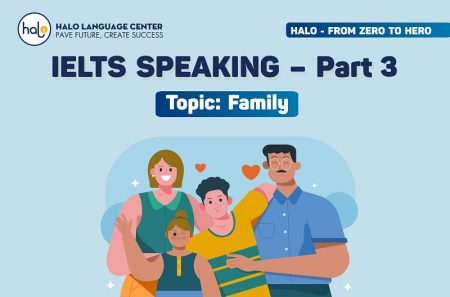 IELTS Speaking Family – Father's Day Part 3