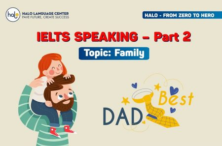 IETLS Speaking Family Father's Day Part 2