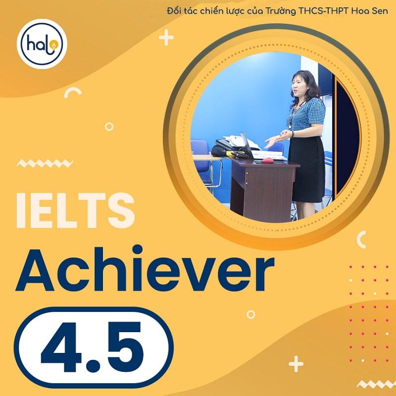 Khóa Học IELTS Achiever 4.5