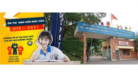 Thành Lập Group Ôn Thi Anh Văn Đầu Vào UTE 2021